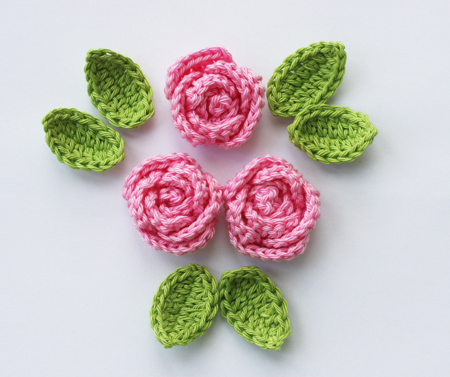 pink crochet roses pink crochet roses by scarfland store sales 16 ...